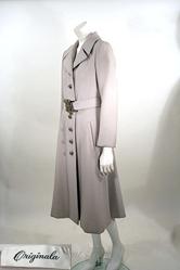 Vintage Belted Originala Dressmaker Wool Coat